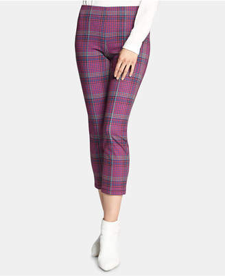 7a445431022d18 Sanctuary Mod Plaid Capri Leggings