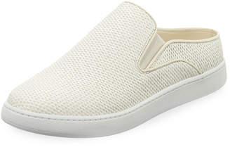 Vince Verrell-4 Raffia Sneaker Mule