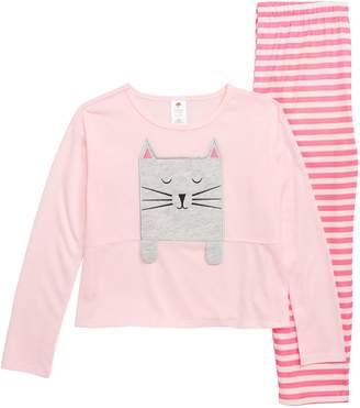 Tucker + Tate Applique Two-Piece Pajamas