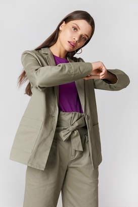 NA-KD Na Kd Loose Fit Cotton Blazer