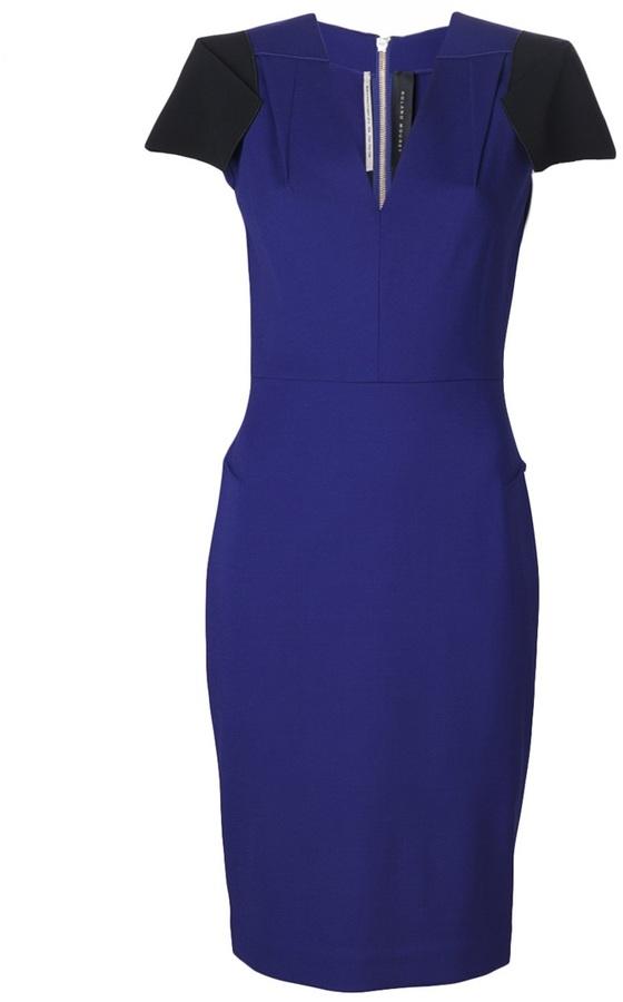 Roland Mouret 'Mylonite' dress
