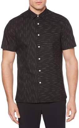 Perry Ellis Printed Regular Fit Shirt