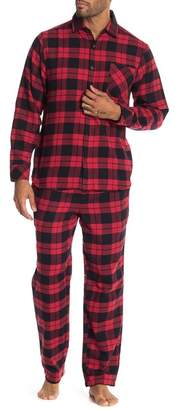 14th & Union Family Sleep Flannel Pajama Set