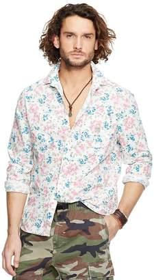 Ralph Lauren Denim & Supply Floral-Print Cotton Workshirt
