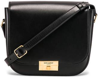 Saint Laurent Betty Satchel Bag in Black | FWRD