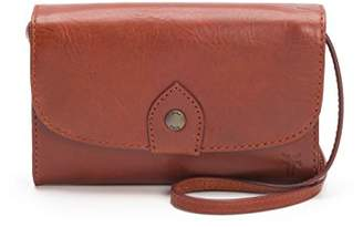 Frye Melissa Wallet Crossbody Clutch Leather Bag