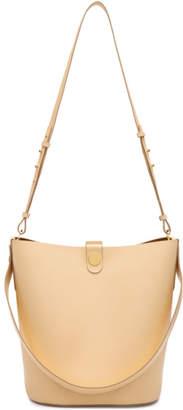 Sophie Hulme Beige Large Swing Bag