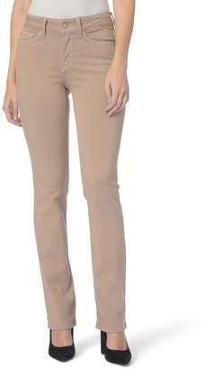 NYDJ Marilyn Stretch Twill Straight Leg Pants (Regular & Petite)