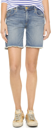 True Religion Emma Bermuda Shorts $179 thestylecure.com