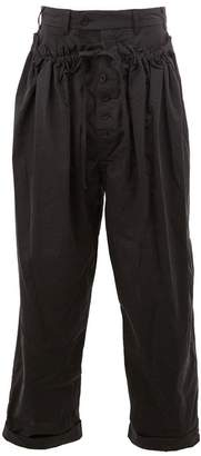 Craig Green drawstring tapered trousers