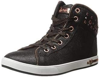 Skechers SKEES) SHOUTOUTS-ZIPSTERS, Girls sports shoes,12.5 Child UK (31 EU)