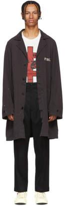 Visvim Black Peerless Shop Jacket