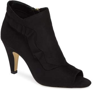 Bella Vita Nicolette Ruffle Dress Bootie