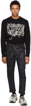 Diesel Black JoggJean Shibuia-Ne Jeans