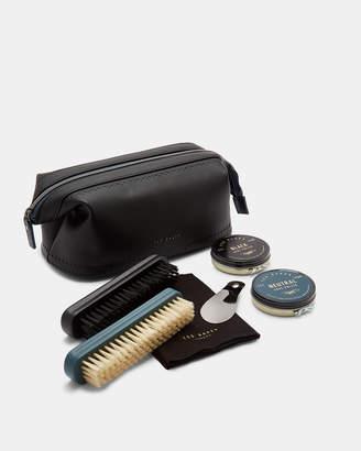 Ted Baker SHINEK Shoe shine kit