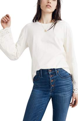 123ada7f98f1ca Madewell Women s Tees And Tshirts on Sale - ShopStyle