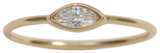 Ariel Gordon Marquis Diamond Ring - Size 5