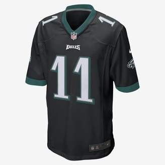Nike Men's Game Football Jersey NFL Philadelphia Eagles (Carson Wentz)