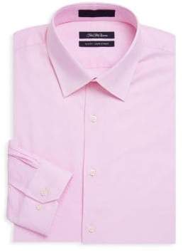Saks Fifth Avenue Slim-Fit Cotton Dress Shirt