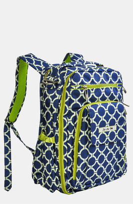 Infant Ju-Ju-Be 'Be Right Back' Diaper Backpack - Blue $140 thestylecure.com