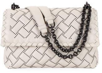 Bottega Veneta Olimpia Small Microstud Shoulder Bag