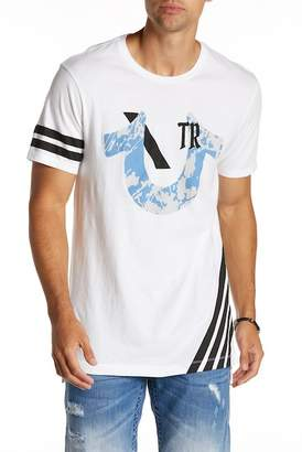 True Religion Elongated Sport Graphic Tee