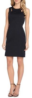 Tahari Faille Sheath Dress $118 thestylecure.com