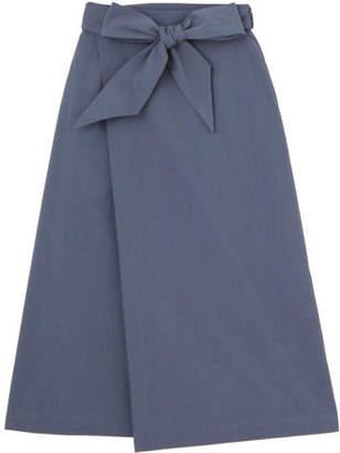 dazzlin (ダズリン) - dazzlin ミディ台形ラップスカート