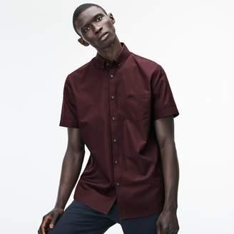 Lacoste Men's Regular Fit Mini Pique Shirt