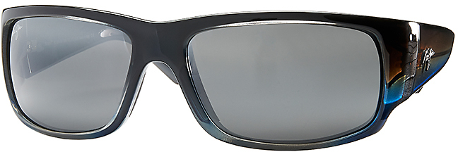 MAUI JIM INC Maui Jim World Cup Polarized Rectangle Sunglasses