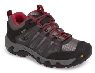 Keen Oakridge Waterproof Hiking Shoe