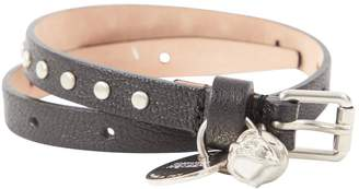 Alexander McQueen Leather necklace