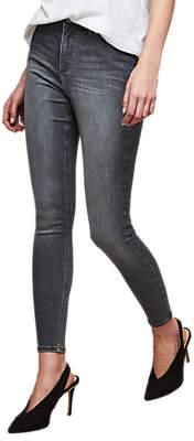 Miss Selfridge Lizzie Jeans, Grey