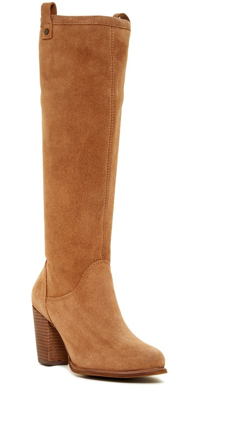 UGGUGG Australia Ava Genuine Shearling Lined Tall Water Resistant Boot