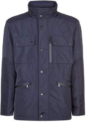 Hackett Hooded Field Jacket