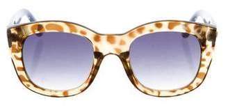 Le Specs Runaways Tinted Sunglasses