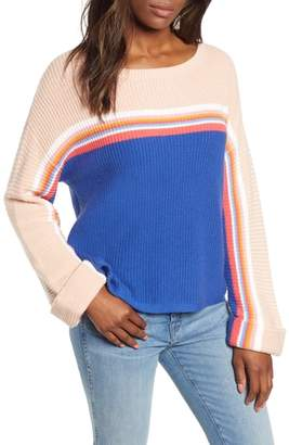 Caslon Shaker Stitch Sweater