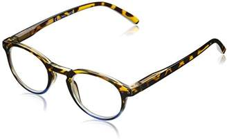 Peepers Unisex-Adult Book Club 936175 Round Reading Glasses