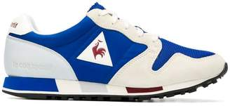 Le Coq Sportif colour block sneakers