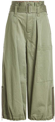 Marc Jacobs Cargo Culottes