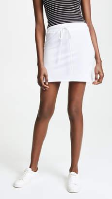 Lanston Drawstring Mini Skirt