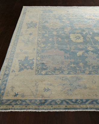 Horchow Exquisite Rugs Blue Sage Rug, 9' x 12'