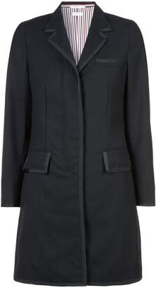 Thom Browne classic chesterfield overcoat