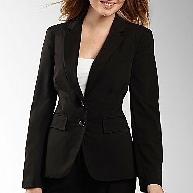 Worthington® Essential Two-Button Jacket - Tall