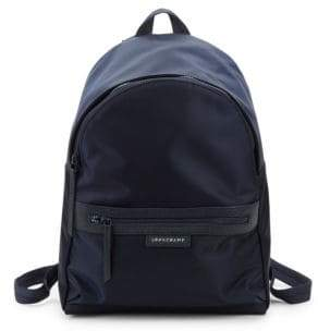 Longchamp Top Zip Backpack