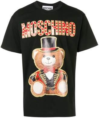 00e0d46427a Moschino Teddy Bear Circus Leader T-shirt