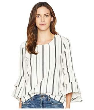 9d282d594ea Karen Kane Bell Sleeve Women's Tops - ShopStyle