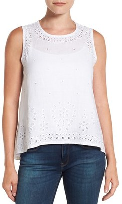 Women's Tommy Bahama 'Peaceful Leaves' Tank $138 thestylecure.com