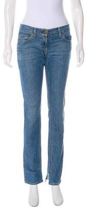 Chloé Low-Rise Skinny Jeans