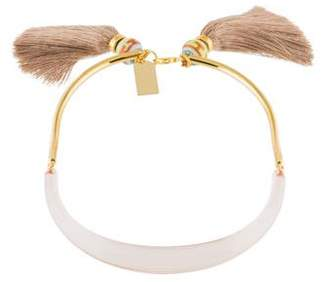 Lizzie Fortunato Peach Cruise Collar